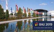 Invitation to the BAU 2019 in Munich