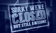 Jours fériés et jours de fermeture